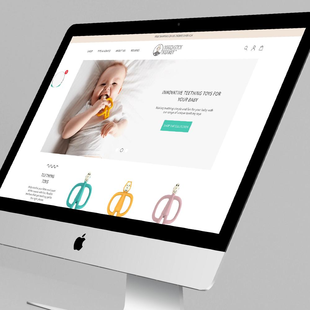 Matchstick Monkey Website