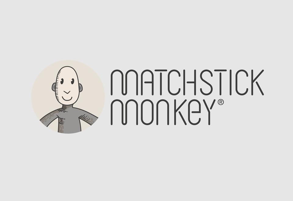 Matchstick Monkey Logo