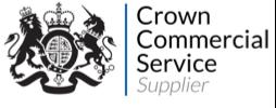 Crown Commercial Servcie Supplier Logo