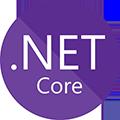 .NET Core Purple Logo