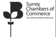 Surrey Chambers of Commerce Logo