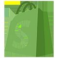 Shopify eCommerce Icon